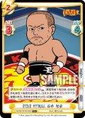 【C+仕様】STONE PITBULL 石井 智宏[Re_NJPW/001B-026]
