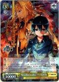 Alicization Invading アリス&キリト[WS_SAO/S71-011R]